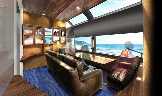 A private compartment