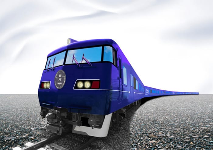 An artist's impression of the West Express Ginga