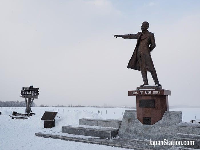 Sapporo's Hitsujigaoka Observation Point