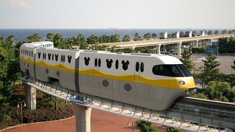 Tokyo Disney Resort Liner Type C
