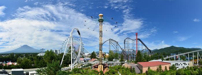 Fuji Kyuko also operate the Fuji-Q Highland amusement park